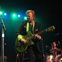 Review – Brian Setzer @ Prairie Meadows Events Center – Altoona, IA 12-3-11