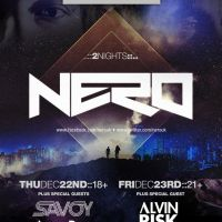 Event – Nero @ The Music Box – Hollywood, CA – 12/22,12/23