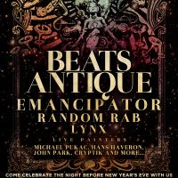 Win Tix – Beats Antique @ Club Nokia – Los Angeles, CA – 12/30/11