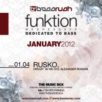 Event – Rusko @ The Music Box – Hollywood, CA – 01/04/11