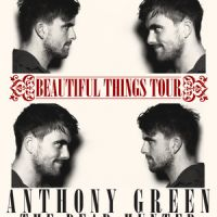 Event – Anthony Green w/ The Dear Hunter @ El Rey – Los Angeles, CA – 02/09/12
