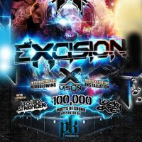 Event – Excision w/ Lucky Date @ Club Nokia – Los Angeles, CA – 02/11/12
