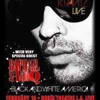 Win Tix – Lenny Kravitz w/ Raphael Saadiq  @ Nokia Theatre – Los Angeles, CA – 2/16/12