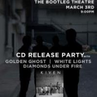 Event – Kiven @ Bootleg Theater – Los Angeles, CA – 3/3/12