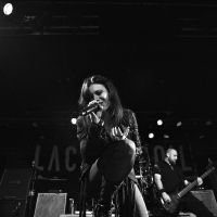 Photos – Lacuna Coil @ People's Court – Des Moines,IA 2-13-12