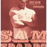 Event – Sam Sparro @ The Key Club – West Hollywood, CA – 4/6/12