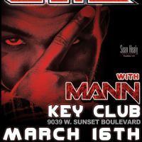 Event – The Game @ The Key Club – West Hollywood, CA – 3/16/12