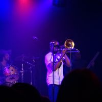 Review – Trombone Shorty and New Orleans Avenue @ The Key Club – West Hollywood,CA – 2/11/12