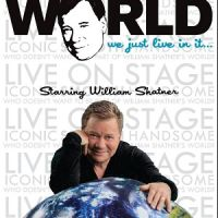 Event – William Shatner @ Pantages Theater – Los Angeles, CA – 3/10/12
