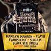Event – Marilyn Manson w/ Slash @ Club Nokia – 4/11/12