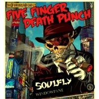 Event – Five Finger Death Punch w/ Soulfly @ Fox Theater – Pomona, CA – 3/24/12