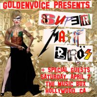 Win Tickets: Super Mash Bros w/ Dirt Nasty @ The Fonda Theatre – Hollywood, CA – 4/7/12