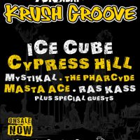 Event – Krush Groove 2012 w/ Ice Cube Cypress Hill @ Gibson Amp – Universal City, CA – 4/28/12