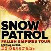 Event – Snow Patrol @ Fox Theater – Pomona, CA – 5/10/12