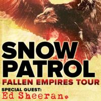 Win Tickets: Snow Patrol @ Fox Theater – Pomona, CA – 5/10/12
