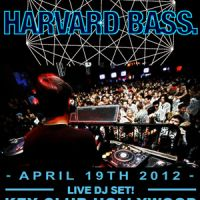 Event – Harvard Bass @ Key Club – West Hollywood, CA – 4/19/12