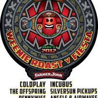 Event – KROQ Weenie Roast 2012 @ Verizon Wireless Amp – Irvine, CA – 5/5/12