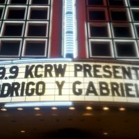 Ep.523 – Rodrigo y Gabriela @ The Palladium – Hollywood, CA – 4/7/12