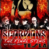 Event – Scorpions @ Staples Center – Los Angeles, CA – 6/22/12