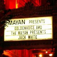 Review – Jack White @ The Mayan Theater – Los Angeles, CA – 4/30/12