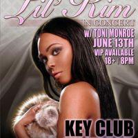 Event – Lil Kim @ Key Club – West Hollywood, CA – 6/13/12