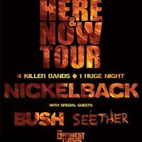 Event – Nickelback w/ Bush @ Staples Center – Los Angeles, CA – 6/15/12
