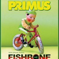 Event – Primus w/ Fishbone @ Greek Theatre – Los Angeles, CA – 6/8/12