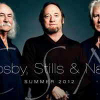 Evnet – Crosby, Stills and Nash @ Greek Theatre – Los Angeles, CA – 9/7/12