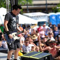 Review – Rockin' the Rapids with Weezer – Cedar Rapids, IA – 6-10-12