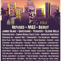 Event – FYF Fest 2012 @ LA State Historic Park – Los Angeles, CA – 9/1, 9/2