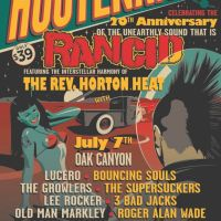 Event – Hootenanny 2012 @ Oak Canyon Ranch – Irvine, CA – 7/7/12