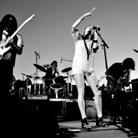 Review / Photos – Grace Potter and the Nocturnals @ Nightfall on the River – Des Moines, IA  7-26-12