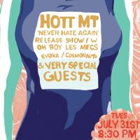 Event – Hott MT @ The Echo – Los Angeles, CA – 7/31/12