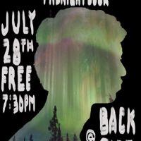 Event – Jack Littman, Honeybear & Midnight Door @ Backside – Los Angeles, CA – 7/28/12