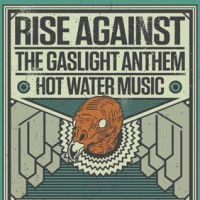 Event – Rise Against w/ The Gaslight Anthem @ Honda Center – Anaheim, CA – 9/29/12