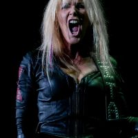 Photos – Lita Ford @ The Wells Fargo Arena – Des Moines,IA 8-28-12