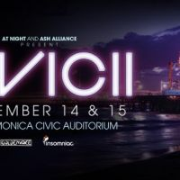 Event – Avicii @ Santa Monica Civic – Santa Monica, CA – 9/14, 9/15, 9/16