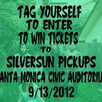 Win Tickets: Silversun Pickups @ Santa Monica Civic Auditorium – Santa Monica, CA – 9/13/12
