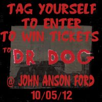 Win Tickets: Dr. Dog @ John Anson Ford – Hollywood, CA – 10/05/12