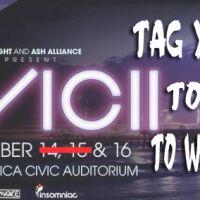 Win Tickets: Avicii @ Santa Monica Civic Auditorium  – Santa Monica, CA – 9/16