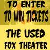 Win Tickets: The Used @ Fox Theater – Pomona, CA – 9/18/12