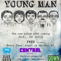 Event – Go West Young Man @ The Central S.A.P.C – Santa Monica, CA – 10/30/12