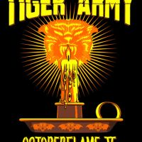 Event – Tiger Army @ Fox Theater – Pomona, CA – 10/27/12