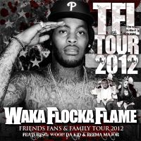 Event – Waka Flocka Flame @ Club Nokia – Los Angeles, CA – 11/4/12