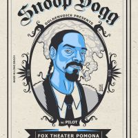 Event – Snoop Dogg @ Fox Theater – Pomona, CA – 12/12/12