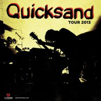 Win Tickets: Quicksand @ Fonda Theatre – Hollywood, CA – 1/22/13