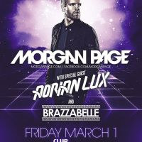 Event – Morgan Page @ Club Nokia – Los Angeles, CA – 3/1/13