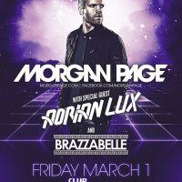 Win Tickets: Morgan Page @ Club Nokia – Los Angeles, CA – 3/1/13