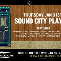 Ep. 538 – Sound City Players @ The Palladium – Hollywood, CA – 1/31/13