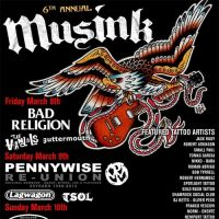 Event – Musink Tatto & Music Festival 2013 @ OC Fair & Event Center – 3/8 – 3/10